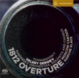 TCHAIKOVSKY - Gergiev - Ouverture pour orchestre en mi bémol majeur op.4