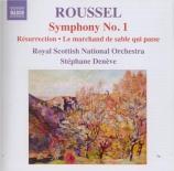 ROUSSEL - Denève - Symphonie n°1 op.7 'Poème de la forêt'