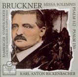 BRUCKNER - Rickenbacher - Missa Solemnis