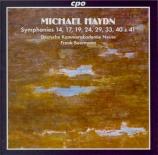 HAYDN - Beermann - Symphonie n°33 P.24