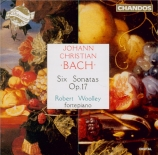 BACH - Woolley - Six sonates pour clavier op.17