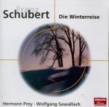 SCHUBERT - Prey - Winterreise (Le voyage d'hiver) (Müller), cycle de mél