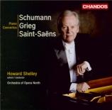 SCHUMANN - Shelley - Concerto pour piano et orchestre en la mineur op.54