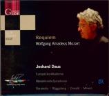 MOZART - Daus - Requiem pour solistes, chœur et orchestre en ré mineur K + DVD