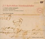 JS Bachs früheste Notenhandschriften