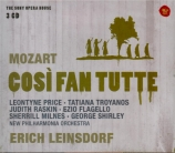 MOZART - Leinsdorf - Cosi fan tutte (Ainsi font-elles toutes), opéra bou