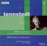 MAHLER - Tennstedt - Symphonie n°1 'Titan'