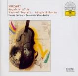 MOZART - Levine - Trio avec piano, clarinette - violon et alto 'Kege