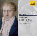 SPOHR - Camerata Freden - Sextuor à cordes op.140