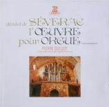 SEVERAC - Guillot - Suite pour orgue en mi mineur