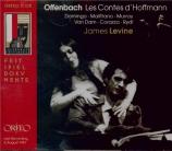 OFFENBACH - Levine - Les Contes d'Hoffmann (Live Salzburg, 6 - 8 - 1981) Live Salzburg, 6 - 8 - 1981