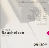 CORNELIUS - Lemnitz - Lieder (Michael Raucheisen edition Vol.29-30) Michael Raucheisen edition Vol.29-30