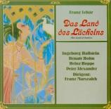 LEHAR - Marszalek - Pays du Sourire (Le) : extraits