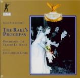 STRAVINSKY - Latham-Koenig - Rake's Progress (The) Live Venezia 1 - 4 - 1986
