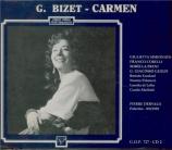 BIZET - Dervaux - Carmen, opéra comique WD.31 (Live Palermo 8 - 2 - 1959) Live Palermo 8 - 2 - 1959