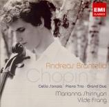 CHOPIN - Brantelid - Sonate pour violoncelle et piano en sol mineur op.6