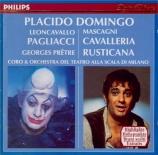 MASCAGNI - Domingo - Cavalleria Rusticana : extraits