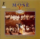 ROSSINI - Gavazzeni - Mosè in Egitto Live La Fenice di Venezia 8 - 1 - 1974