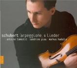 SCHUBERT - Tamestit - Sonate pour piano et arpeggione (ou violoncelle) e