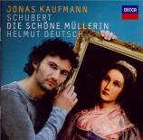 SCHUBERT - Kaufmann - Die schöne Müllerin (La belle meunière) (Müller)