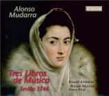 Tres libros de musica en cifra para vihuela Sevilla 1564