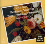 Sonates prussiennes - Sonates Württemberg