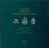 POULENC - Albrecht - Concerto pour deux pianos et orchestre en ré mineur