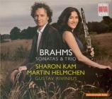 BRAHMS - Kam - Sonate pour clarinette et piano n°1 en fa mineur op.120 n