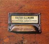 ULLMANN - Albrecht - Symphonie n°1 'Von meiner Jugend'