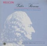 RAMEAU - Fuller - Pièces de clavecin : sélection