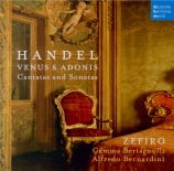 HAENDEL - Bertagnolli - Mi palpita il cor, cantate HWV.132