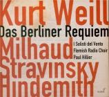 WEILL - Hillier - Berliner Requiem