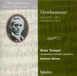 STENHAMMAR - Tanyel - Concerto pour piano n°1 en si bémol mineur op.1