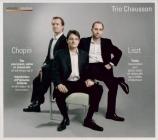 CHOPIN - Trio Chausson - Trio pour violon, violoncelle et piano en sol m