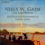 GADE - Järvi - Symphonies (Intégrale)