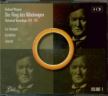 Der Ring des Nibelungen : Historical recordings Vol.1