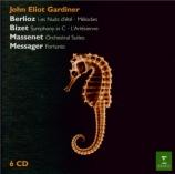 BERLIOZ - Gardiner - Les nuits d'été op.7