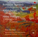 MARTINU - Kwak - Concerto pour hautbois et petit orchestre H.353