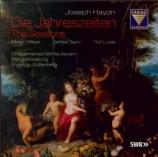 HAYDN - Guttenberg - Die Jahreszeiten (Les saisons), oratorio pour solis