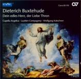 BUXTEHUDE - Katschner - Nun danket alle Gott, cantate BuxWV.79