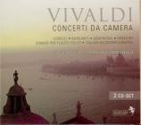 VIVALDI - Il Giardino Arm - Concerto pour flûte à bec, hautbois, violon