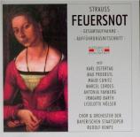 STRAUSS - Kempe - Feuersnot op.50 (Les feux de la Saint-Jean)