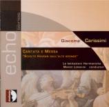 CARISSIMI - Longhini - Missa 'Sciolto havean dall'arte sponde'
