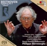BEETHOVEN - Herreweghe - Symphonie n°9 op.125 'Ode à la joie'