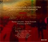TCHAIKOVSKY - Eschenbach - Roméo et Juliette, ouverture de fantaisie, en
