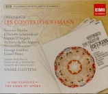 OFFENBACH - Cluytens - Les Contes d'Hoffmann