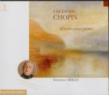 CHOPIN - Merlet - Polonaise-fantaisie pour piano en la bémol majeur op.6