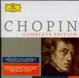 CHOPIN - Zimerman - Oeuvre intégrale