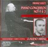 LISZT - Arrau - Concerto pour piano n°1 S.124