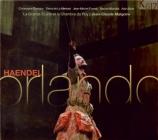 HAENDEL - Malgoire - Orlando, opéra en 3 actes HWV.31